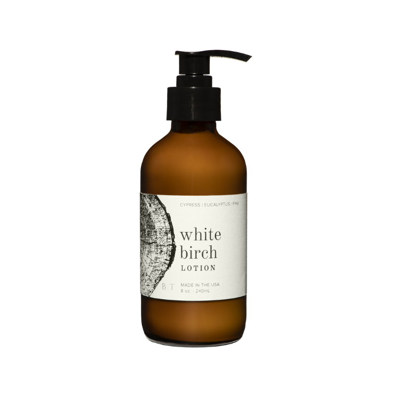 White Birch Lotion