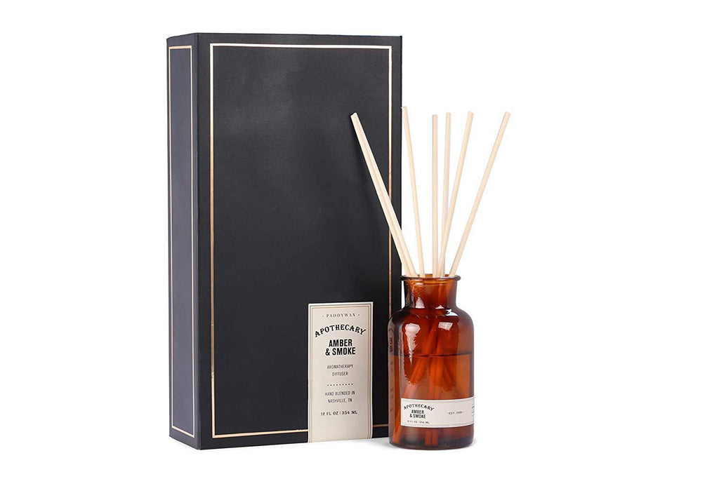Amber & Smoke Apothecary Reed Diffuser