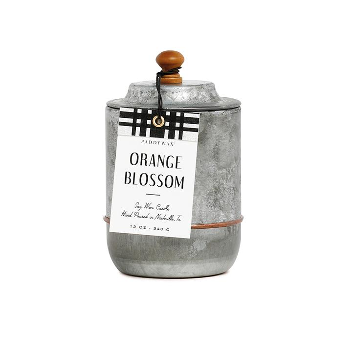 Orange Blossom Homestead Candle