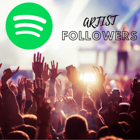 Spotify Artist Followers