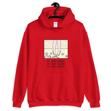Kinky Cloth Red / S 1-800-Daddy Hoodie