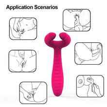 Kinky Cloth 200001516 3 Motors Rabbit Dildo Vibrator