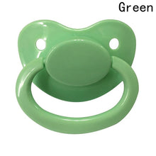 Kinky Cloth none Green ABDL Adult Pacifier Binkie
