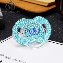 Kinky Cloth BC 6 to 18m ABDL Rhinestone Adult Pacifier Binkie