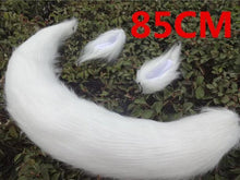 Kinky Cloth 200003991 White 85cm Anime Fox Ears and Tail Set