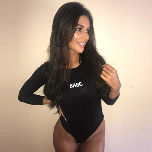 Kinky Cloth Black / S BABE Bodysuit