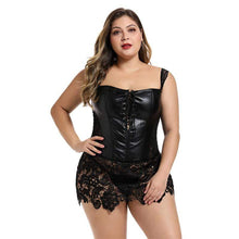 Kinky Cloth 200001885 Back Zipper Lace Up Front Corset Dress