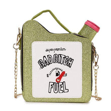 Kinky Cloth 100002856 Light green / Mini(Max Length<20cm) Bad Bitch Fuel Purse