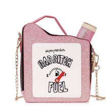 Kinky Cloth 100002856 pink / Mini(Max Length<20cm) Bad Bitch Fuel Purse