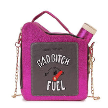 Kinky Cloth 100002856 Purple / Mini(Max Length<20cm) Bad Bitch Fuel Purse