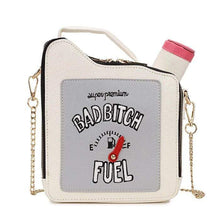 Kinky Cloth 100002856 white / Mini(Max Length<20cm) Bad Bitch Fuel Purse