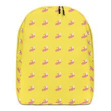 Kinky Cloth Banana Peel Minimalist Backpack