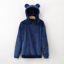 Kinky Cloth CA-07 / L Bear Ears Sweatshirt Hoodie