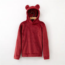 Kinky Cloth CA-09 / L Bear Ears Sweatshirt Hoodie