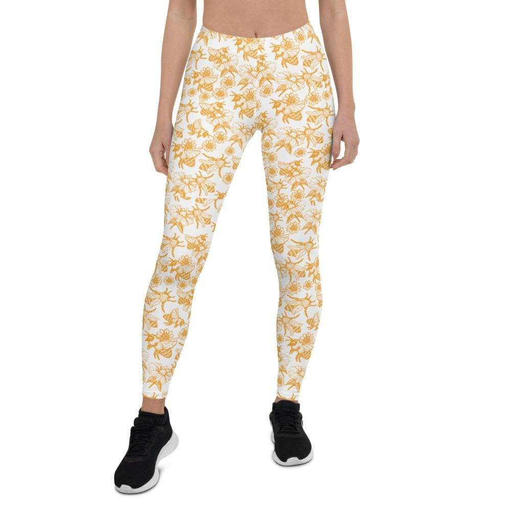 Kinky Cloth XS Bee Leggings