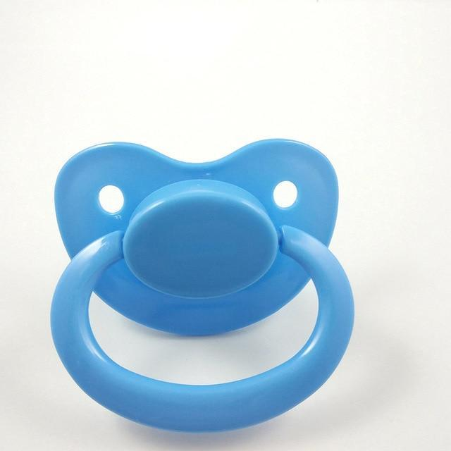 Kinky Cloth 2 Big Baby Adult Pacifier