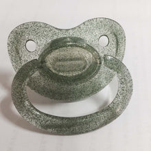 Kinky Cloth none hot green Big Baby Adult Pacifier
