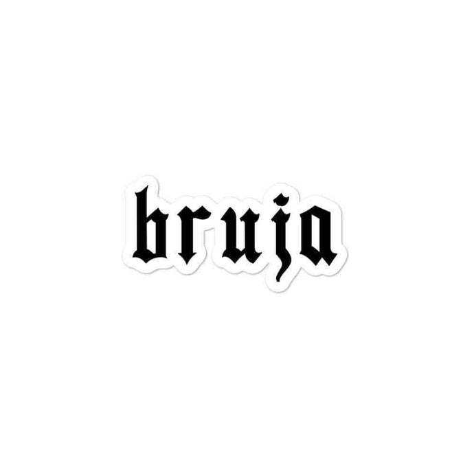 Kinky Cloth 3x3 Bruja Sticker