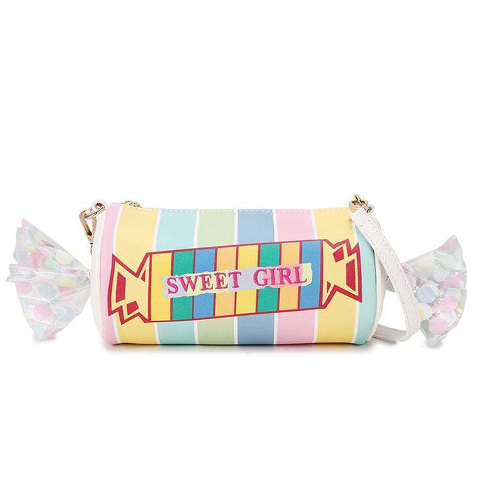 Kinky Cloth 100002856 Candy Stripes Purse