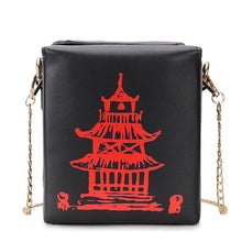 Kinky Cloth 100002856 Chinese Takeout Box Purse