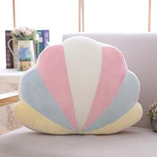 Kinky Cloth 200386144 Conch white Colorful Plush Sofa Pillow