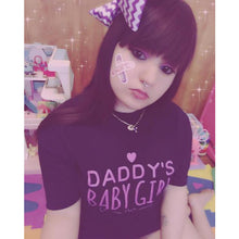 Daddy's Baby Girl Top at Kinky Cloth