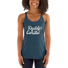 Kinky Cloth Indigo / XS Daddy's Cumslut Tank Top