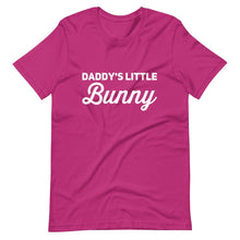 Kinky Cloth Berry / S Daddy's Little Bunny T-Shirt