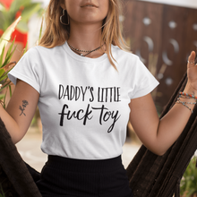 Kinky Cloth Top Daddy's Little Fuck Toy Top