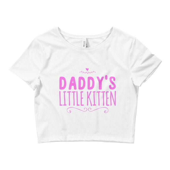 Daddy's Little Kitten Top at Kinky Cloth