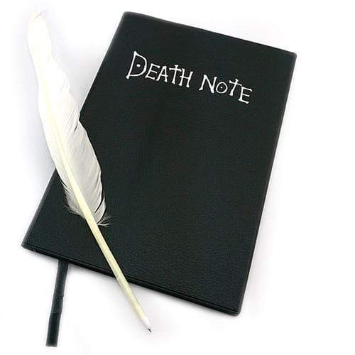 Kinky Cloth 211105 Death Note Journal Notebook