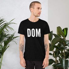 Kinky Cloth Black Heather / XS Dom Shirt