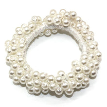 Kinky Cloth 200000395 Pearl Elastic Pearl Hair Ties Beads