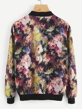 Celeste Women's Clothing L Floral Jacket