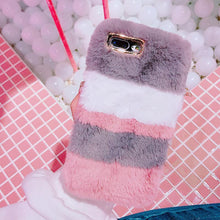 Kinky Cloth Accessories Fluffy Bunny Phone Case