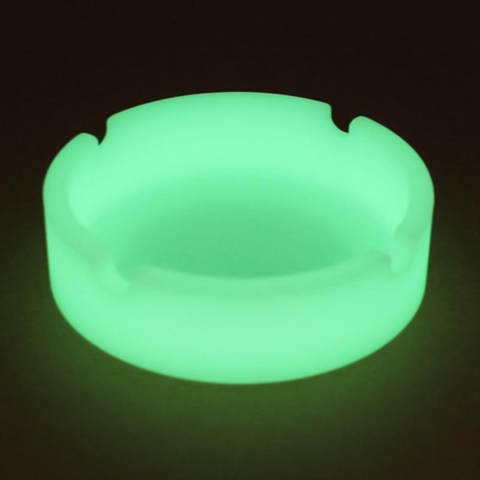 Kinky Cloth accessories A Glow in the Dark Silicone Ashtray
