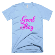Kinky Cloth Baby Blue / XS Good Boy Shirt