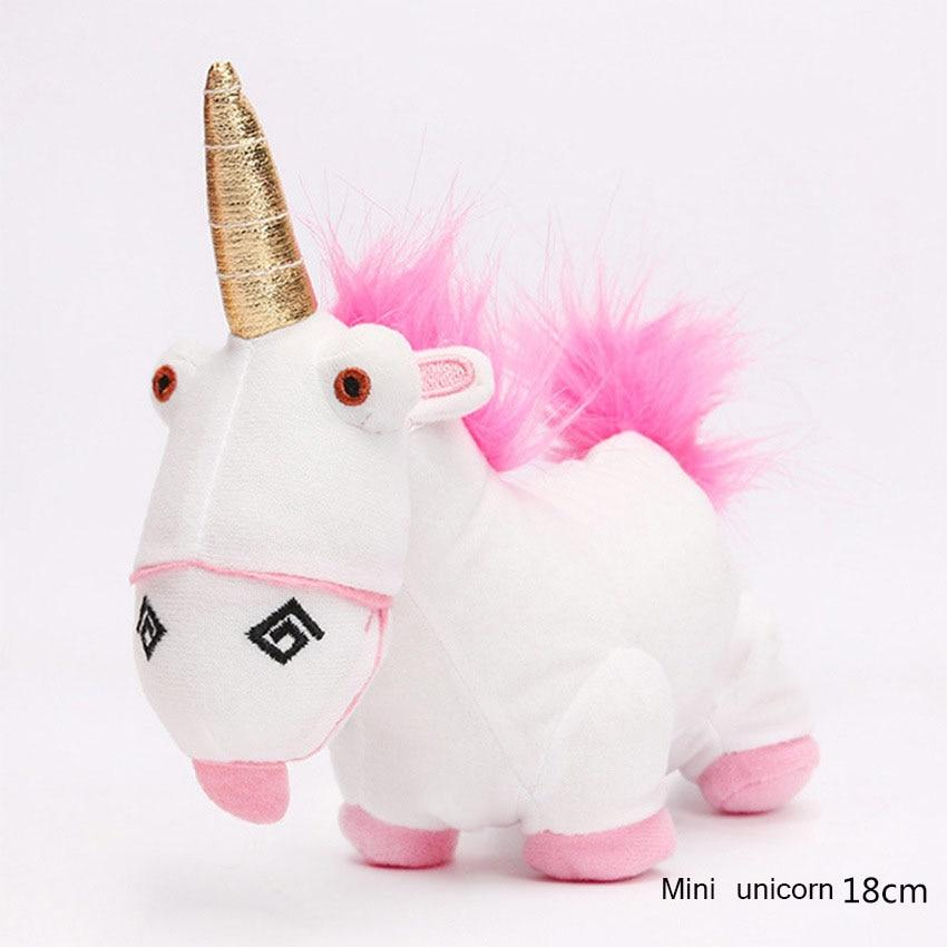 Kinky Cloth 100001765 18cm Goofy Unicorn Stuffie