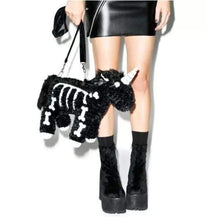 Kinky Cloth 100002856 Goth Unicorn Purse