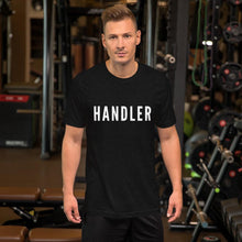 Handler Shirt at Kinky Cloth