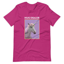 Kinky Cloth Berry / S Hug Dealer Unicorn T-Shirt