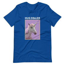 Kinky Cloth True Royal / S Hug Dealer Unicorn T-Shirt