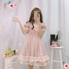 Kinky Cloth Dresses Japanese Lolita Doll Dress