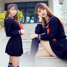 Load image into Gallery viewer, Japanese School Girl Uniform