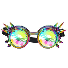 Kinky Cloth accessories Gold Kaleidoscope Glasses