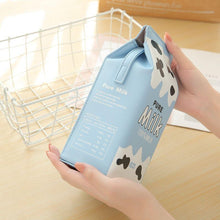 Kinky Cloth Bags & Wallets Kawaii Milk Carton Purse