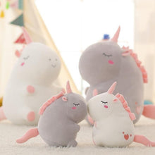 Kinky Cloth 20cm / White Kawaii Unicorn Stuffie Plush