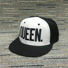 Kinky Cloth accessories Black White Queen King & Queen Embroidered Hats