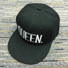 Kinky Cloth accessories Solid Queen King & Queen Embroidered Hats