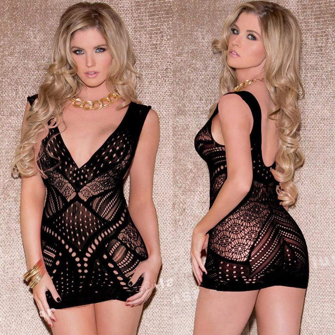 Kinky Cloth Dresses Lace Dress